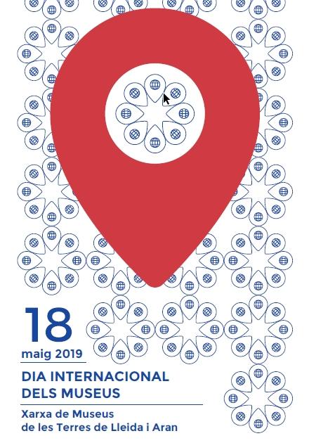 Activitats Dia Internacional dels Museus. Xarxa de Museus de les Terres de Lleida i Aran.